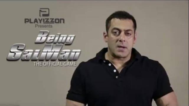Play Being Salman Khan with the Dabangg star