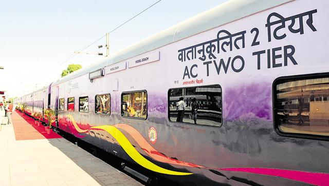 From ticket bookings to gift purchases : Railways to roll out combo mobile app