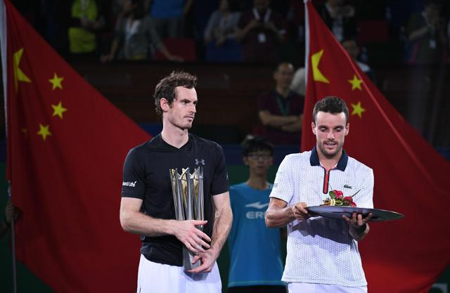 I believe I can get there: Murray eyes World No. 1 spot after Shanghai win