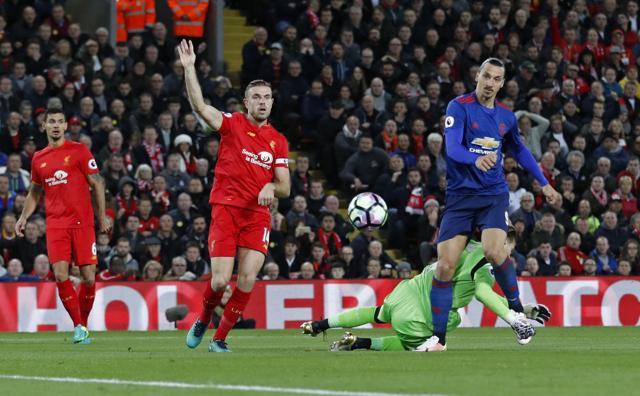 Liverpool, United fail to live up to hype, deliver poor goalless draw