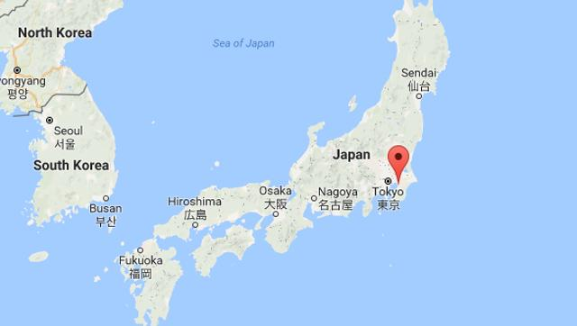 Magnitude 5.3 quake shakes eastern Japan, no tsunami warning issued
