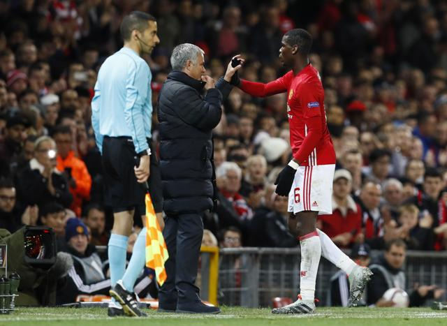 Paul Pogba needs some time to show his full potential: Jose Mourinho