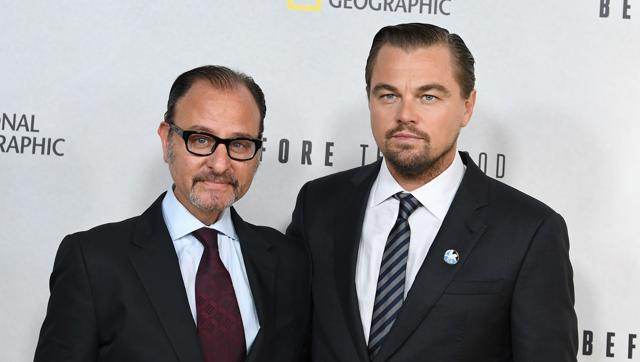 That time when Leonardo DiCaprio nearly died, and was saved by Edward Norton.