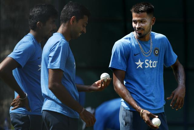 England, NZ series a test for Pandya, Bumrah's Champions Trophy chances
