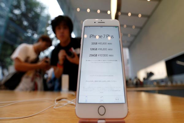 Apple Sees Drop in Profit, Revenue as iPhone Sales Slump