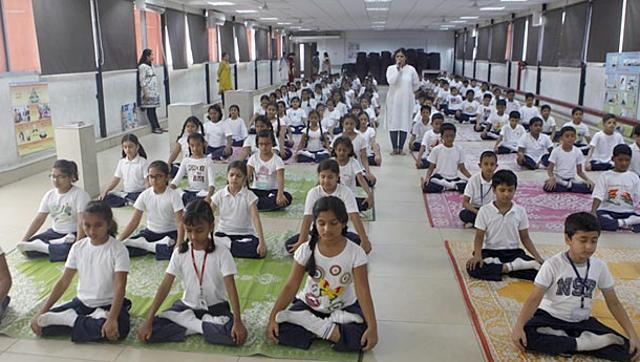 SC to hear PIL for making 'Yoga' compulsory for students on Nov 7