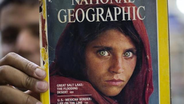 National Geographic's 'Afghan Girl' hospitalised in Pakistan