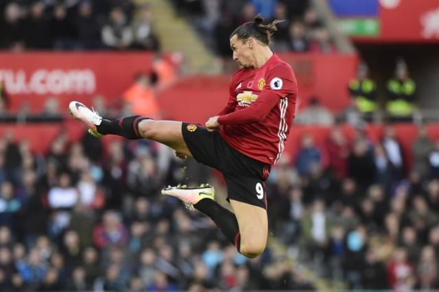 I thought that was only me who had scored 25,000 goals: Zlatan Ibrahimovic