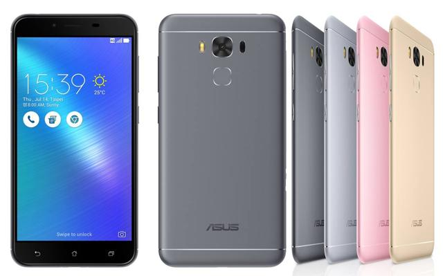 ASUS launches Zenfone 3 Max with good battery life
