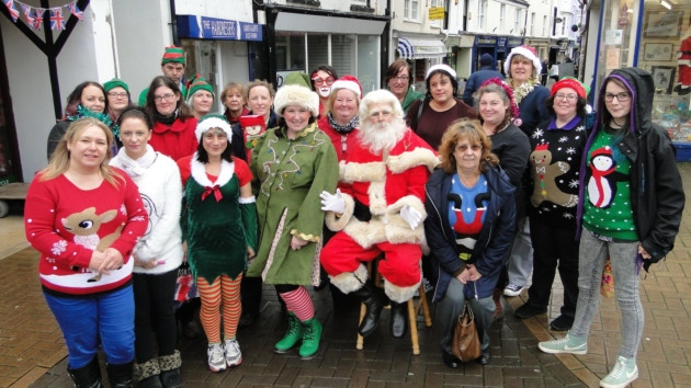 Businesses of Bideford get ready for Christmas late night shopping