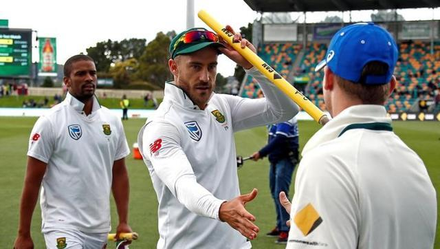 Faf du Plessis under scanner for lolly footage: Did he really tamper the ball?