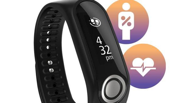 TomTom launches Rs 13,999 activity tracker with body composition analysis