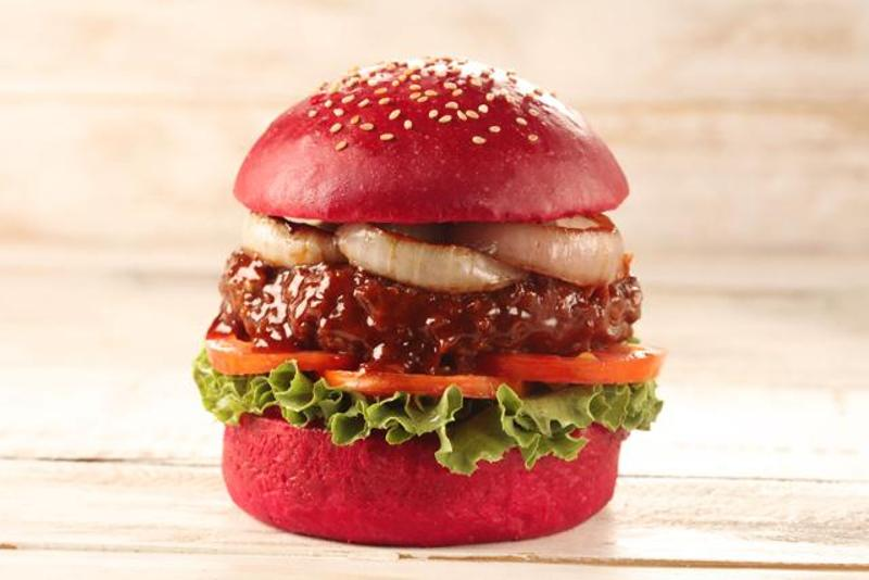 Rise of colourful burgers is the latest food trend to take over Mumbai