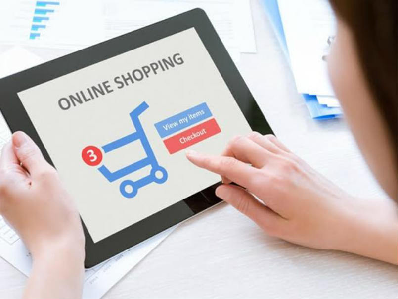 Shopping online is faster than ever this holiday season