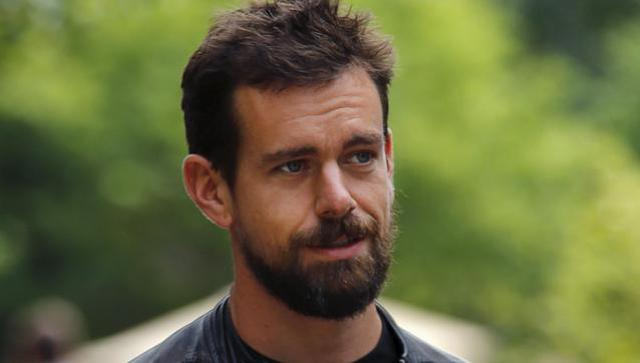 Twitter boss Jack Dorsey briefly suspended from Twitter