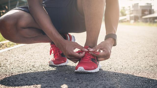 A running battle: Modern, cushioned shoes likely to cause injury, says study