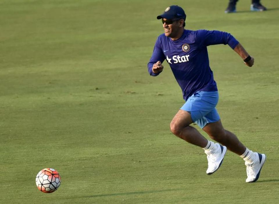 Why MSDhoni could lead India in England ODIs without match-practice