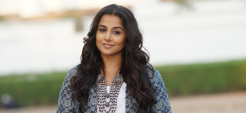 I haven't developed a thick skin yet and things affect me: Vidya Balan