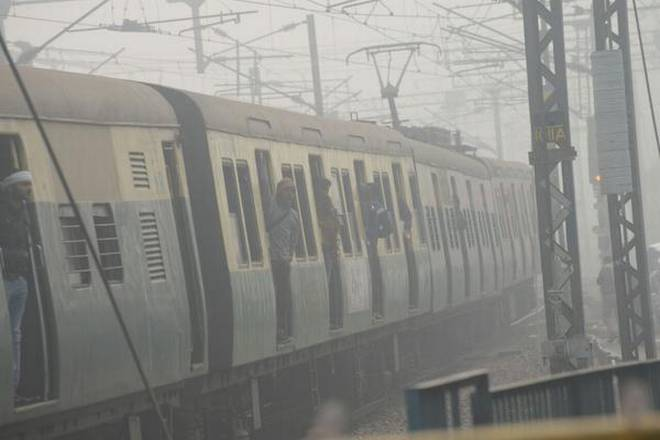 Delhi fog: 94 trains delayed, two cancelled