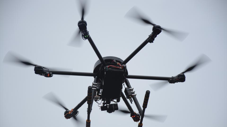 Drones may safely transport blood to remote areas