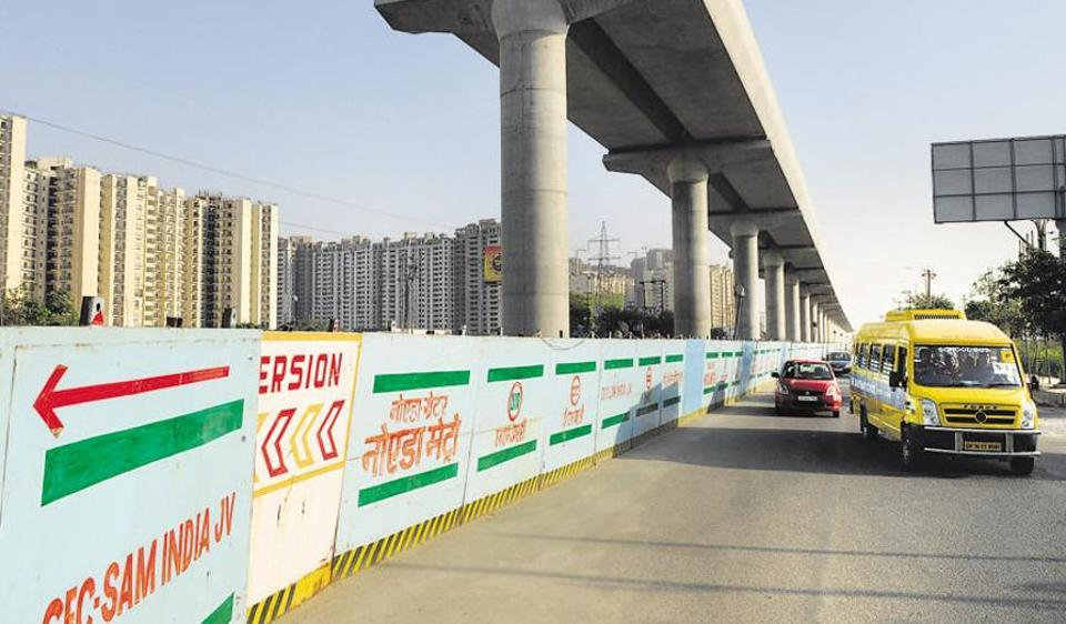 UP approves 15-km metro link to realty hub Greater Noida West