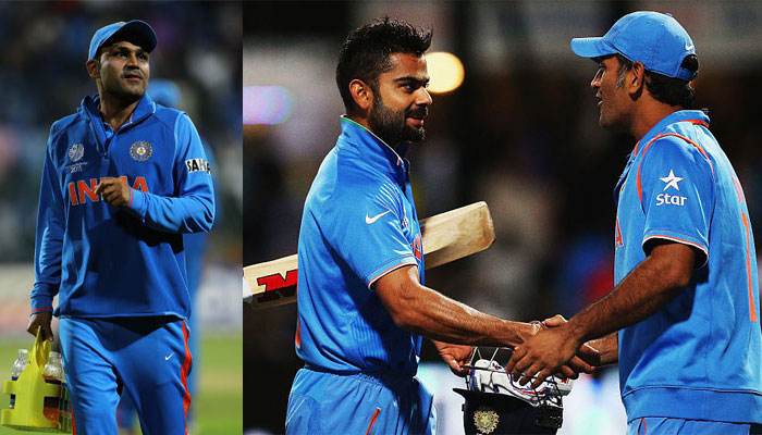 Virender Sehwag urges selectors to hand captaincy of all three formats to Virat Kohli