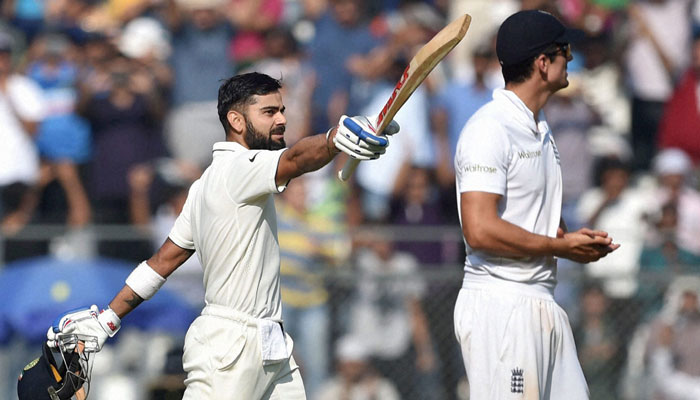 5th Test, Day 1 – Jadeja dismisses Cook for fifth time in series