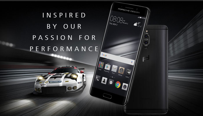 This Huawei smartphone is designed by Porsche and is priced above Rs 1 lakh