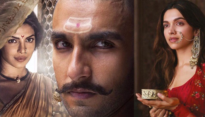 Priyanka Chopra, Ranveer Singh celebrate one year of 'Bajirao Mastani' - Here's how