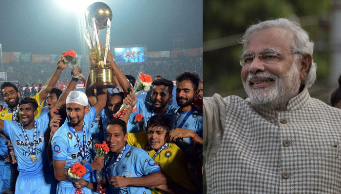 Junior Hockey World Cup: PM Narendra Modi congratulates Indian colts on winning prestigious title