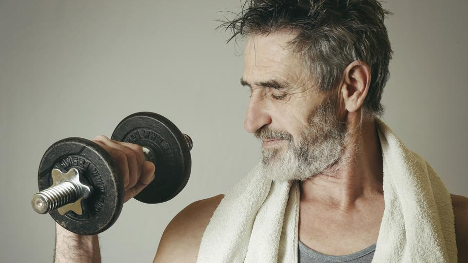 Weightlifting helps improve brain health, muscle strength in adults over 55