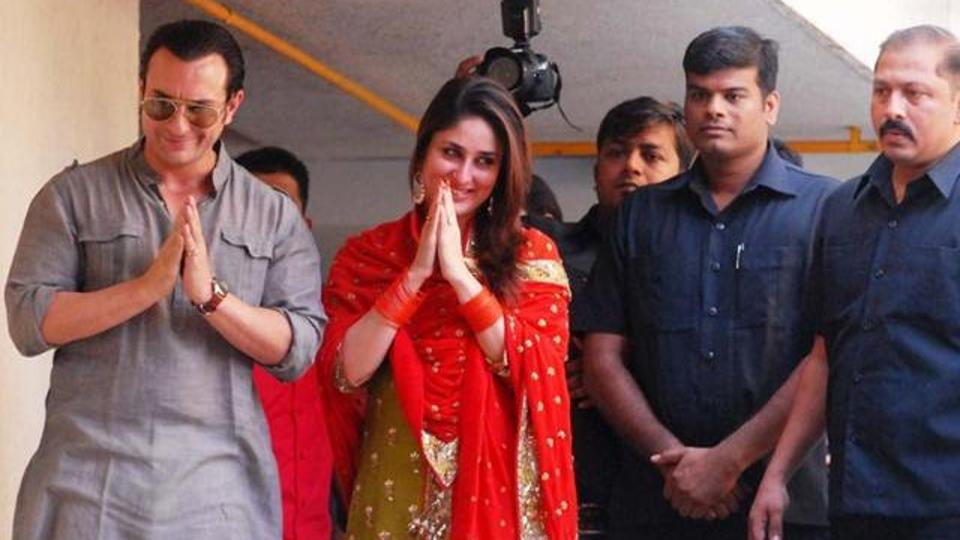 Kareena Kapoor, Saif Ali Khan's first statement after Taimur's birth