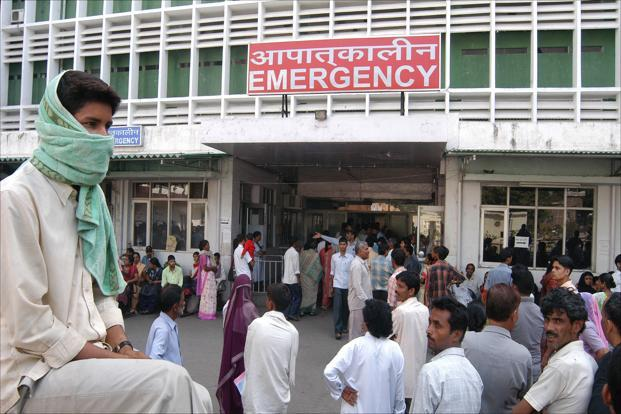 Reforming healthcare in India