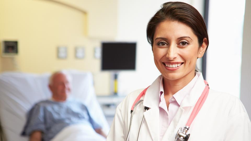 Patients treated by women doctors in hospitals have a better survival rate