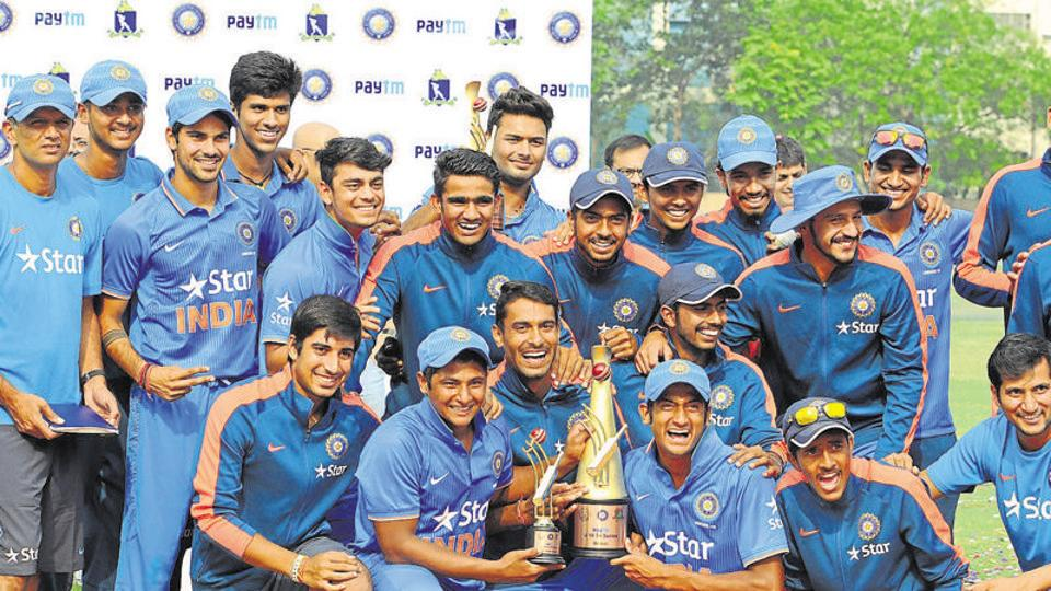 India beat Sri Lanka in final, clinch Asia Cup under-19 title