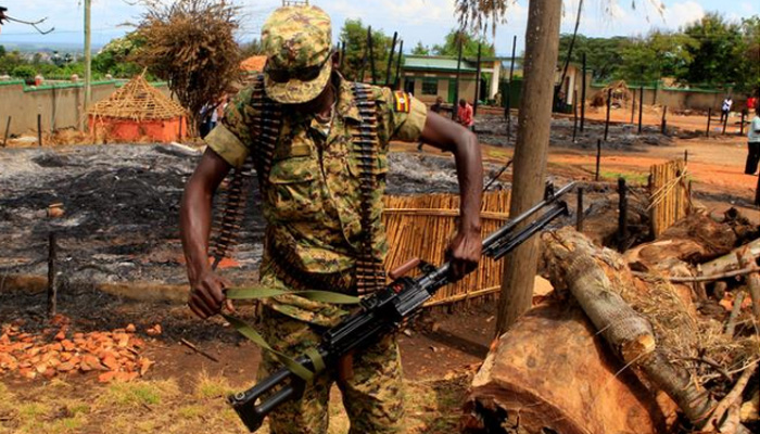 At least 34 civilians killed in Congo violence amid political instability