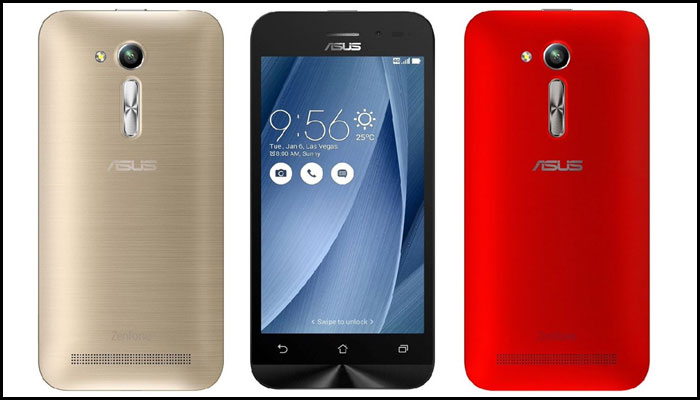 Asus Zenfone GO 4.5 LTE launched in India at Rs 6,999