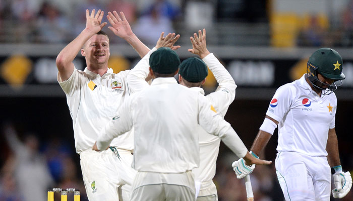 AUS vs PAK, 2nd Test, Day 5 – Australia in cruise control