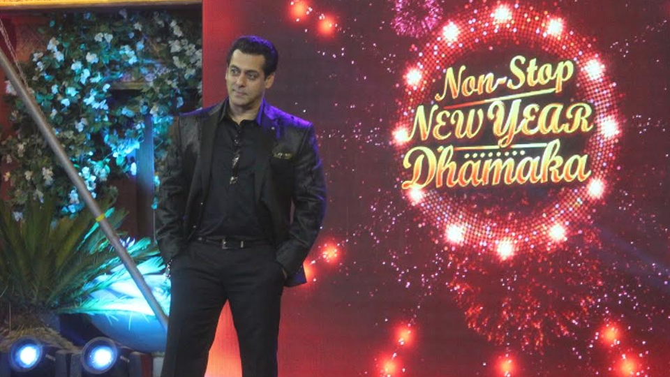 Salman Khan and his New Year special performances:Bigg Boss 10