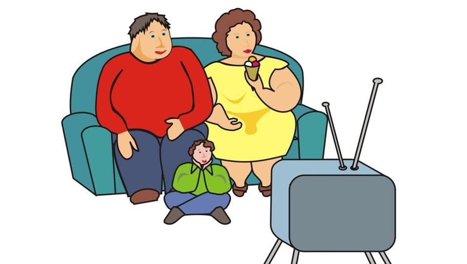 Parental obesity may affect the child's analytical, social skills