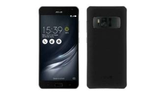 Asus ZenFone AR Revealed Ahead of CES Launch; First Device to Be Tango-Enabled and Daydream-Ready