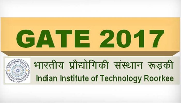 IIT Roorkee releases GATE 2017 Admit Cards, download here