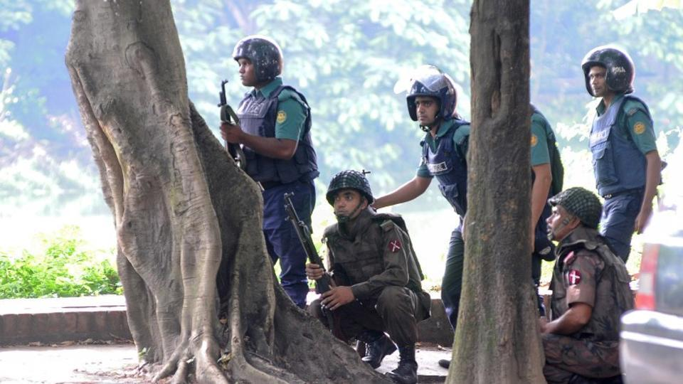 'Mastermind' of Bangladesh cafe attack killed: Dhaka police