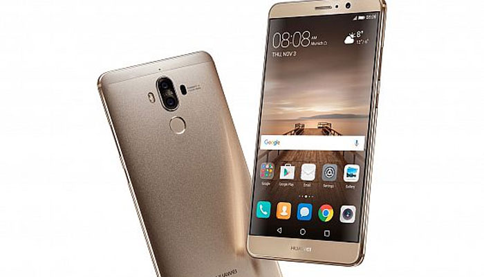 Huawei Mate 9 with 5.9 inch screen launching today