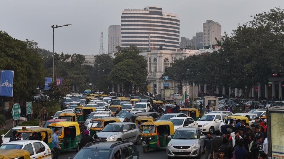 Vehicle-free Connaught Place likely to boost ­footfalls by 25% to 30%