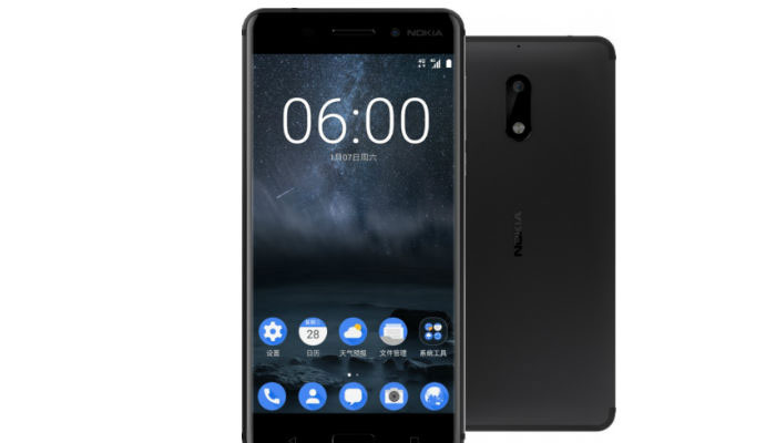Nokia 6 with 4GB RAM, Android 7.0 Nougat announced