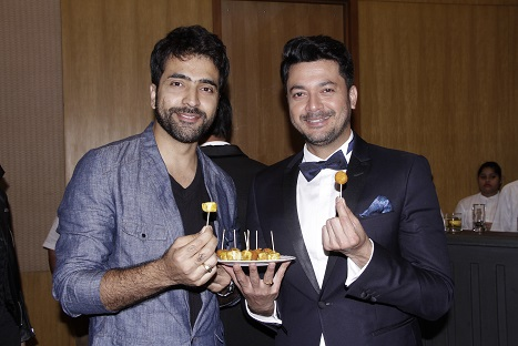 Best moments from the Times Food Awards