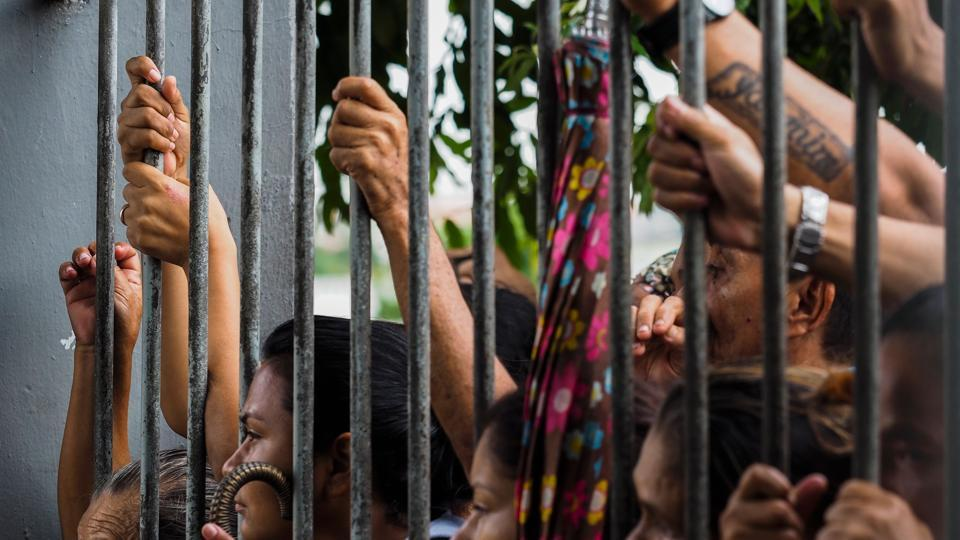 Deadly gang wars: Nearly 100 inmates killed in one week in Brazil's prisons