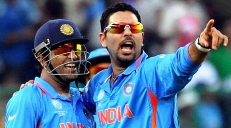 Yuvraj Singh – MS Dhoni bromance at its absolute best!