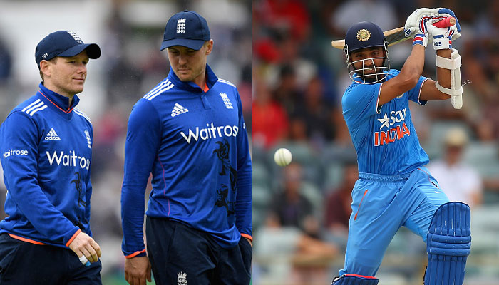 India A vs England XI,2nd warm-up match – Pradeep Sangwan dismisses opener Jason Roy